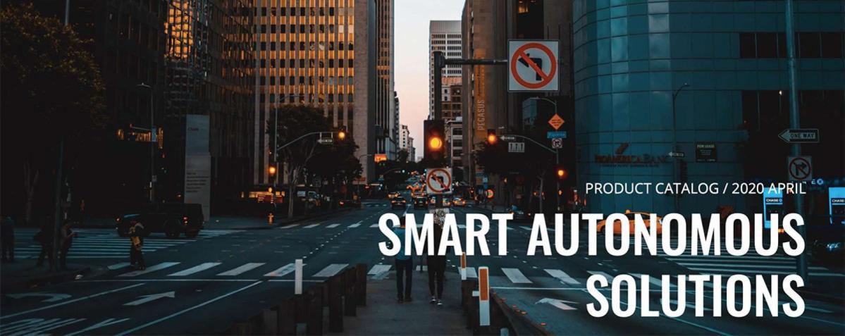 SAS - Smart Autonomous Solutions